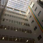 幸町小学校と幸栄公民館の視察