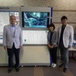 石川県加賀市に視察に来てます。