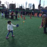 青木公園市営球場で埼玉ベースボールフェスティバルイン川口が開催されています。