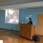 「最近の国内外の情勢という」浅野和生平成国際大学教授の講演を聞いて来ました。