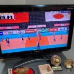 本日5月1日日本代表国際親善試合バレーボール女子日本対🇯🇵中国🇨🇳の試合が行われています。